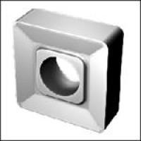 Пластина SNMM  - 190612  Т15К6 (Н10) квадратная dвн=8мм (03124) со стружколомом