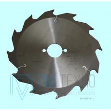 Пила по дереву дисковая 190х30х2,6  Z=12 тв. спл.