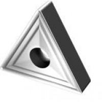 Пластина TNMM  - 220412  Т5К10(YT5) трехгранная dвн=5мм (01124)  со стружколомом